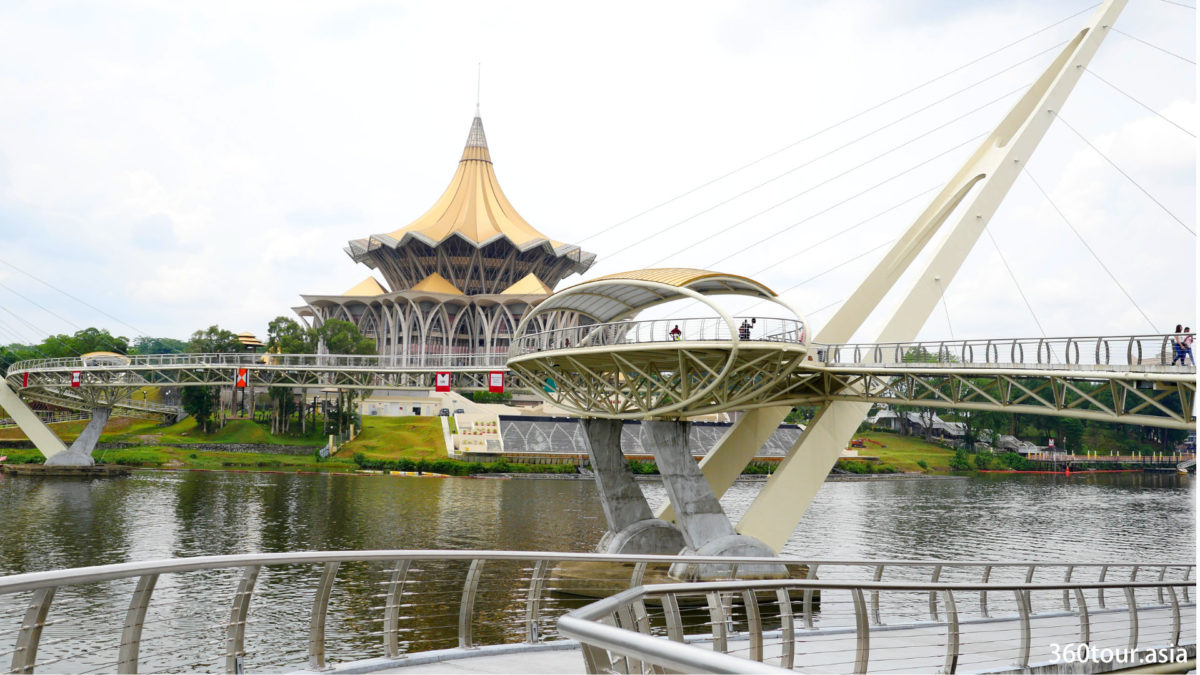 Darul Hana Bridge (Waterfront)