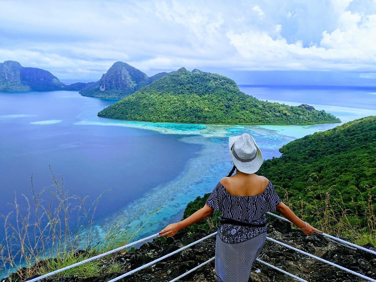 Bohey Dulang Island, Semporna