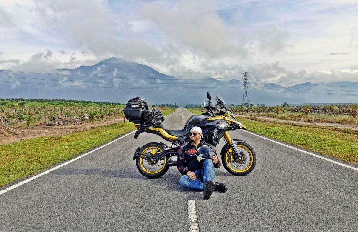 exploring malaya - rider chris