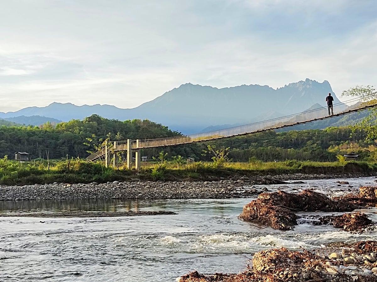 Tegudon Tourism Village Bridge