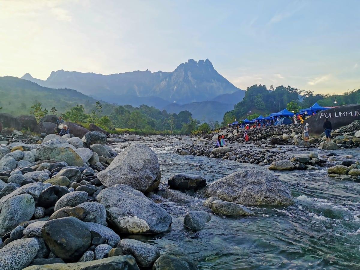 Morning View from Nahandang & Polumpung
