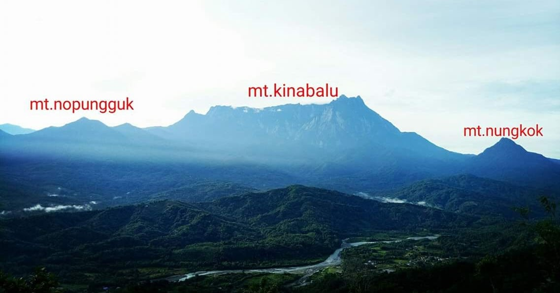 Hiking Mt Nopungguk & Mt Nungkok