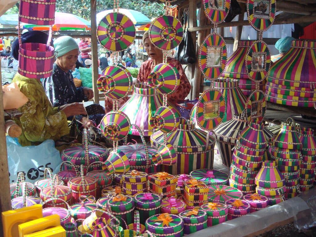 Tamu Market kota belud