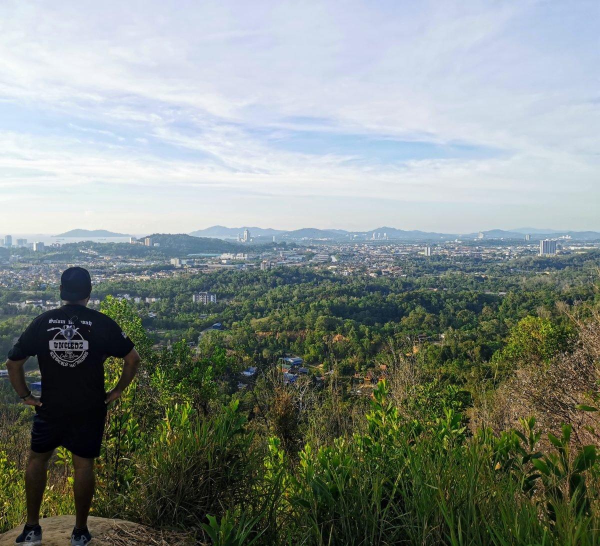 Bukit Padang Kota Kinabalu