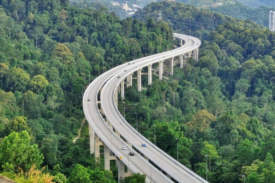 Hiking Rawang Bypass Viewpoint: Bukit Matt Trail Loop