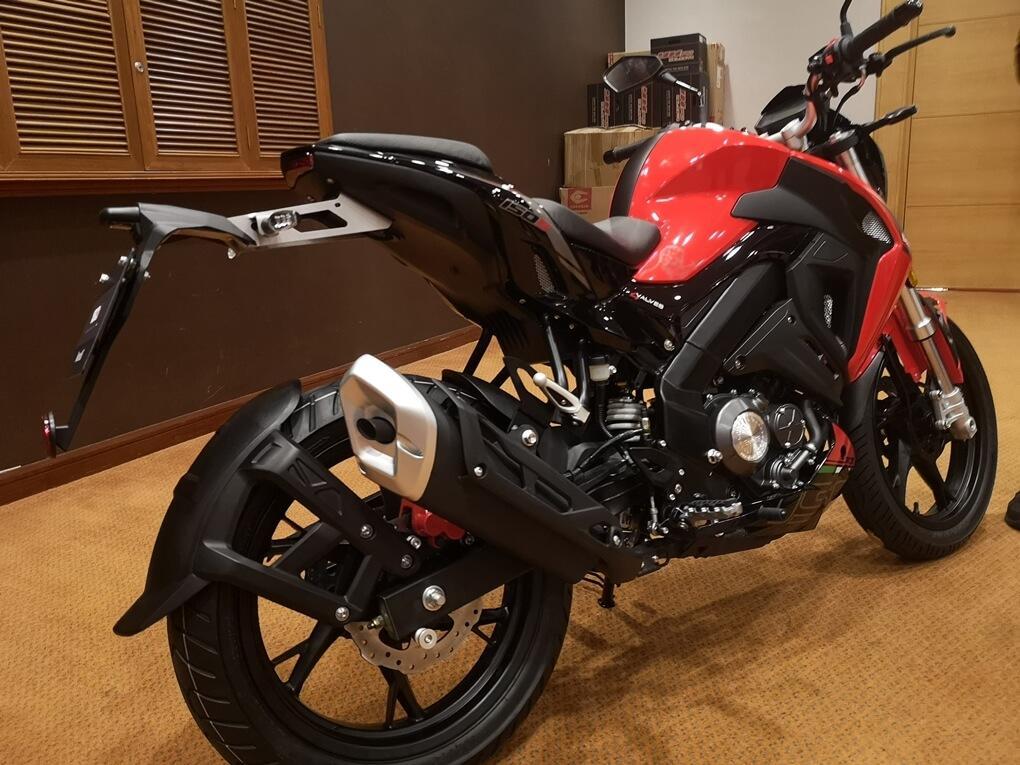 V Power Motor | Benelli 150S
