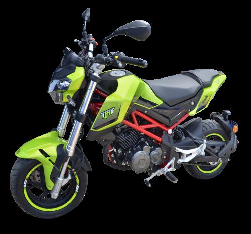 TNT Green Right - Benelli TNT 135SE 2020