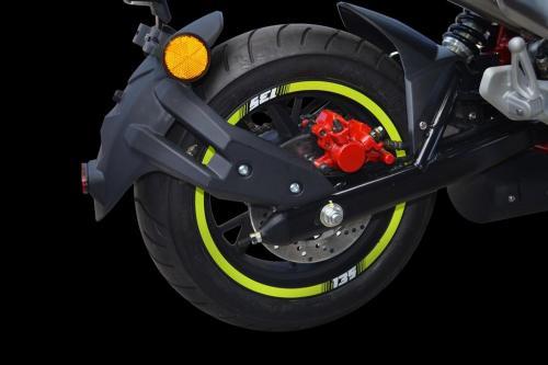 Tires Done - Benelli TNT 135SE 2020