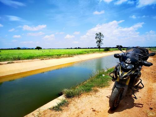 Along the way to Siem Reap