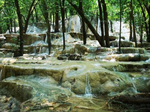 Wong Sai Thong Waterfall in Satun