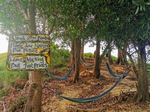 Bukit Bonduk Hiking Trail