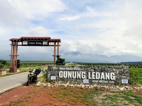 Mount Ledang National Park