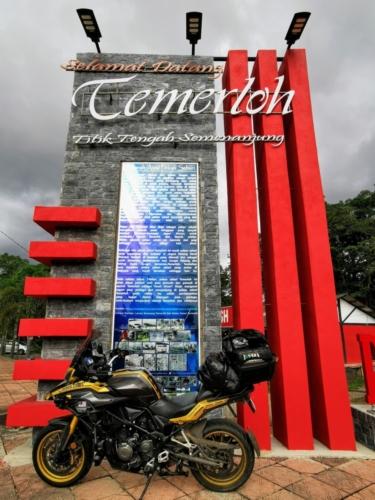 Temerloh Town