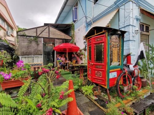 Gypsy Garden Cafe in Jerantut.