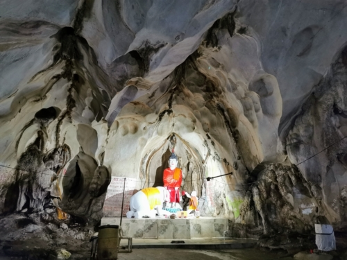 Charas cave