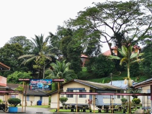 Sungai Lembing School