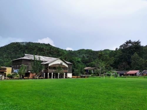 School Hall of Sungai Lembing