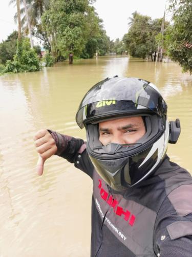 Flood in Kelantan