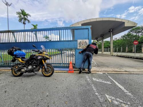 Malaysia-Thai Border still closed