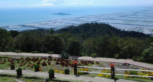 Mount Jerai View Point