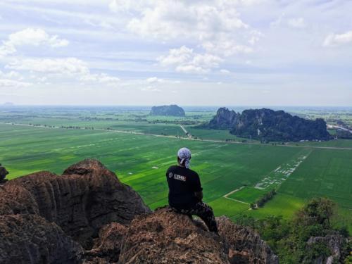 Mok Cun Hill, Kodiang