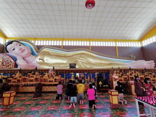 Chaiya Mangalaram Thai Buddhist Temple