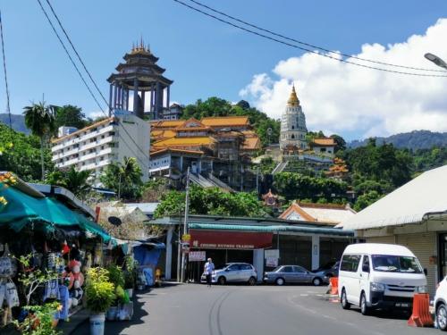 The Kek Lok Si Temple