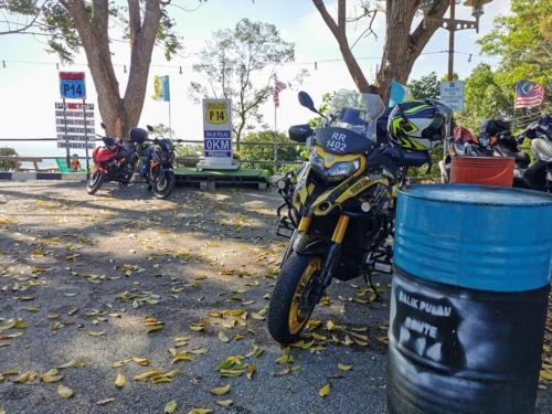 Balik Pulau Route P14 Pit Stop